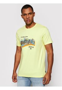 Żółty t-shirt Billabong
