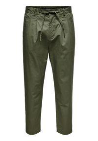 Zielone spodnie Only & Sons