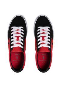 Polo Ralph Lauren Tenisówki Sayer 816829757001 Czerwony. Kolor: czerwony