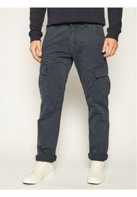 Niebieskie spodnie Alpha Industries