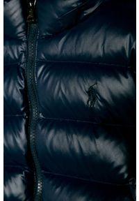 Niebieska kurtka Polo Ralph Lauren polo