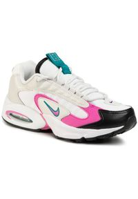 Białe buty sportowe Nike Nike Air Max
