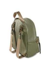 Zielony plecak Michael Kors