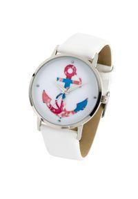 Biały zegarek bonprix