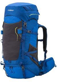 Husky Plecak turystyczny Rony 50L niebieski. Kolor: niebieski