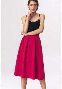 Różowa spódnica Nife