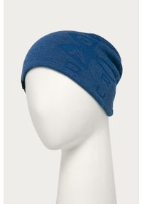 Niebieska czapka Under Armour z nadrukiem