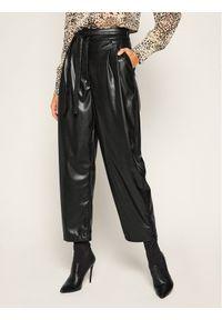 Czarne spodnie My Twin