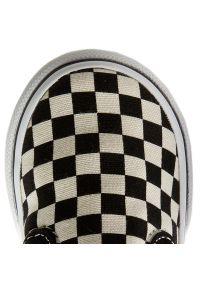 Vans - Tenisówki VANS - Classic Slip-On VN000EX8BWW Blk&WhtCheckerboard/Wht. Zapięcie: bez zapięcia. Kolor: biały. Materiał: materiał. Szerokość cholewki: normalna