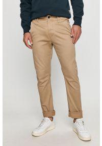 Beżowe spodnie G-Star RAW