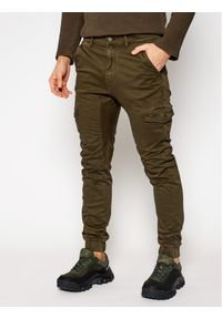 Zielone joggery Guess
