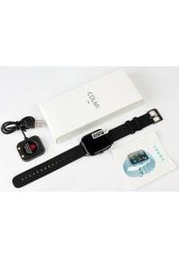 Colmi - Smartwatch COLMI P8 Czarny. Rodzaj zegarka: smartwatch. Kolor: czarny. Styl: casual
