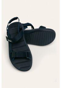 Niebieskie sandały Big-Star na rzepy
