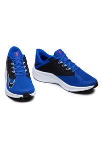 Niebieskie buty do biegania Nike