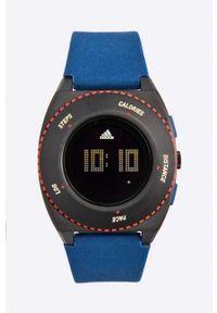 Niebieski zegarek adidas Performance cyfrowy