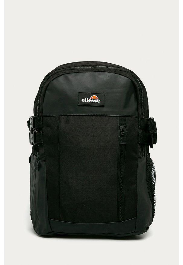 Czarny plecak Ellesse