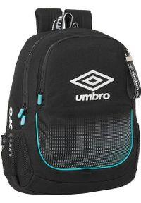 Czarny plecak Umbro