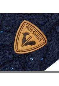 Rossignol - Czapka ROSSIGNOL - Kaly RLJWH04U Nocturne 748. Kolor: niebieski. Materiał: wełna, akryl, poliester, materiał