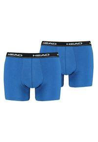 Bielizna męska Head Basic 891003001 - 2 pak. Materiał: bawełna, skóra, materiał, elastan