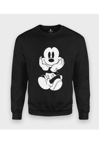 MegaKoszulki - Bluza klasyczna Myszka Mickey. Wzór: motyw z bajki. Styl: klasyczny