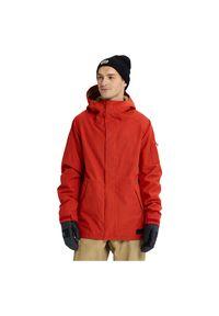 Kurtka Burton Hilltop 130661. Materiał: materiał, syntetyk. Sezon: zima. Sport: snowboard