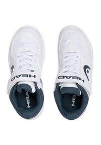 Head Buty Sprint Velcro 3.0 275410 Biały. Kolor: biały. Sport: bieganie
