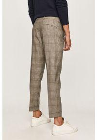 Szare spodnie Strellson