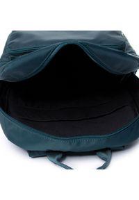 Zielona torba na laptopa Lanetti