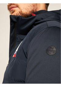 Niebieska kurtka puchowa North Sails