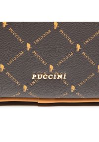Brązowa listonoszka Puccini #5