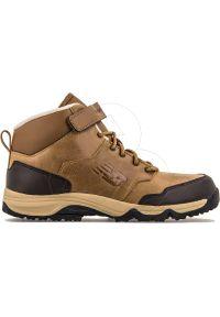 Buty trekkingowe New Balance z cholewką, na co dzień, na rzepy