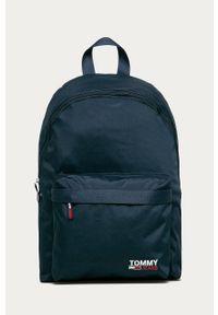 Niebieski plecak Tommy Jeans gładki