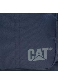 CATerpillar - Plecak CATERPILLAR - Innovado 83514-442 Deep Marine. Kolor: niebieski. Materiał: materiał. Styl: marine