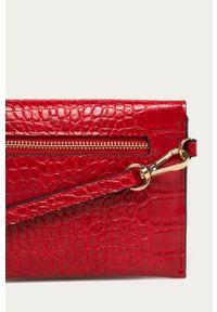 Czerwony portfel Aldo