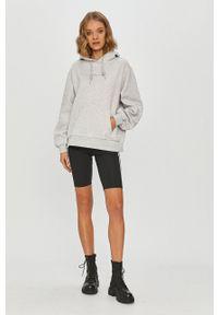 adidas Originals - Bluza. Kolor: szary. Długość rękawa: długi rękaw. Długość: długie