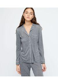 Warm Day Koszula Od Piżamy - S - Szary - Etam. Kolor: szary
