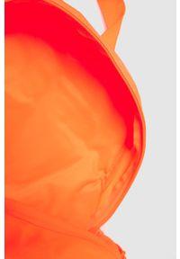 adidas Performance - Plecak. Kolor: pomarańczowy