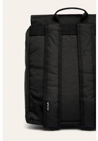 Czarny plecak Lefrik gładki