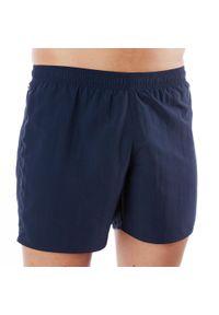NABAIJI - Szorty Pływackie 100 Basic Męskie. Kolor: niebieski. Materiał: poliamid, materiał