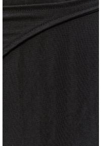 LABELLAMAFIA - LaBellaMafia - Szorty. Okazja: na co dzień. Stan: podwyższony. Kolor: czarny. Styl: casual