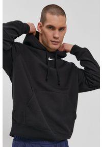 Nike Sportswear - Bluza. Okazja: na co dzień. Kolor: czarny. Materiał: dzianina. Styl: casual