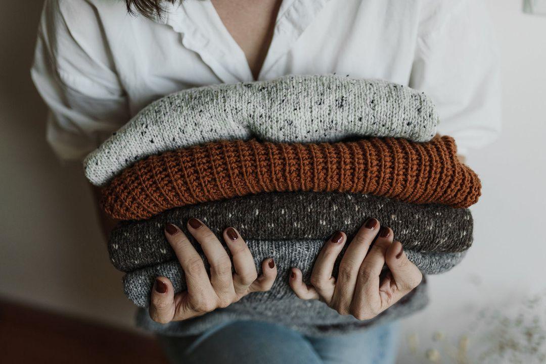 Przegląd swetrów na jesień