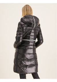 Laurèl Kurtka puchowa 92016 Czarny Regular Fit. Kolor: czarny. Materiał: puch