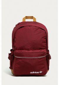 adidas Originals - Plecak. Kolor: czerwony