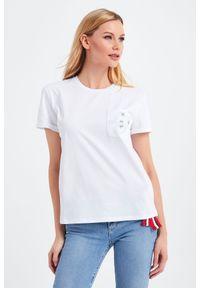 T-shirt Liu Jo na co dzień, casualowy