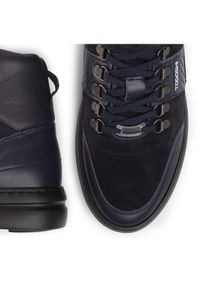 Niebieskie sneakersy Togoshi
