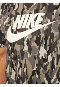 Szary t-shirt Nike
