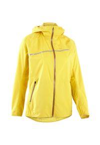 Żółta kurtka do biegania EVADICT
