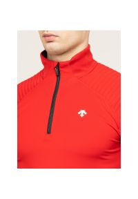 Czerwona bluza termoaktywna Descente