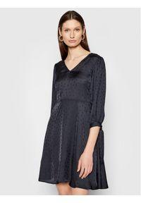 MAX&Co. Sukienka codzienna Ravalle 82211621 Granatowy Regular FIt. Okazja: na co dzień. Kolor: niebieski. Typ sukienki: proste. Styl: casual